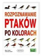 Okładka książki Rozpoznawanie ptaków po kolorach