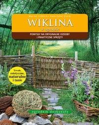 Okładka książki Wiklina w ogrodzie