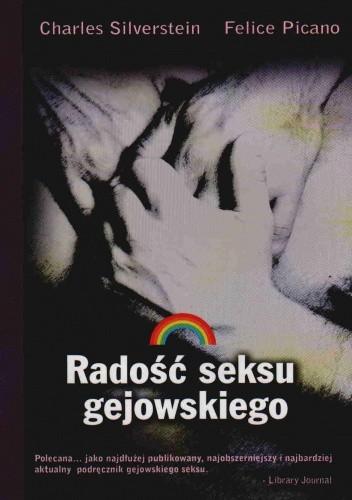 Okładka książki Radość seksu gejowskiego