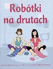 Okładka książki Robótki na drutach