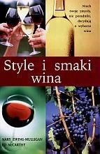 Okładka książki Style i smaki wina