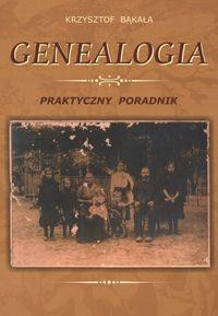 Okładka książki Genealogia. Praktyczny poradnik