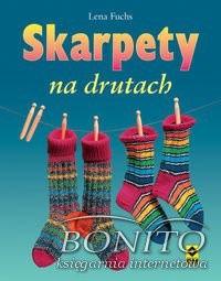 Okładka książki Skarpety na drutach
