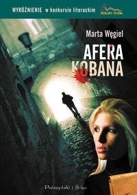 Okładka książki Afera Kobana
