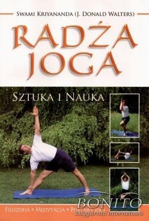 Okładka książki Radża joga. Sztuka i nauka