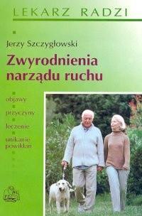 Okładka książki Zwyrodnienia narządu ruchu