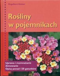 Okładka książki Rośliny w pojemnikach