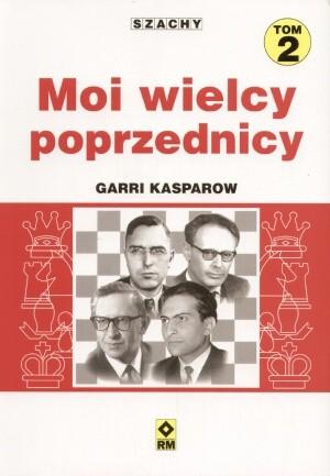 Okładka książki Moi wielcy poprzednicy t. 2