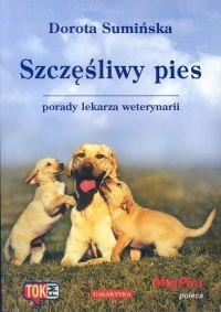 Okładka książki Szczęśliwy pies