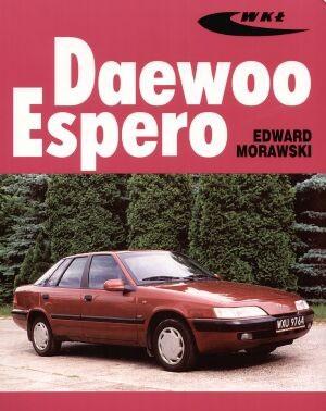 Okładka książki Daewoo Espero