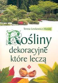 Okładka książki Rośliny dekoracyjne, które leczą