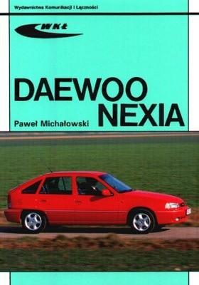 Okładka książki Daewoo Nexia