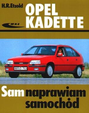 Okładka książki Opel Kadett E