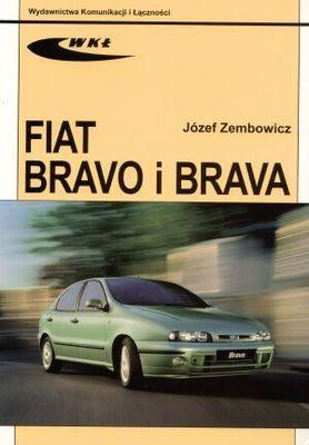 Okładka książki Fiat Bravo i Brava
