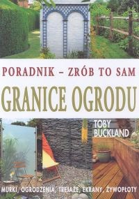 Okładka książki Granice ogrodu