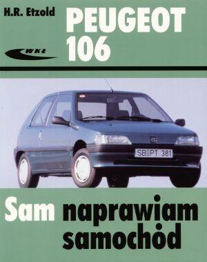 Okładka książki Peugeot 106