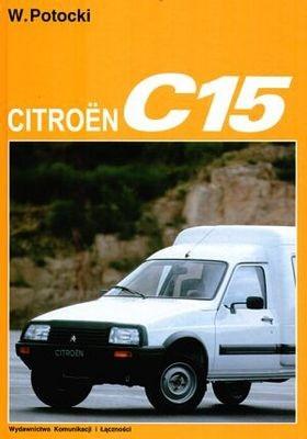 Okładka książki Citroen C 15