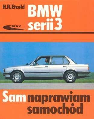 Okładka książki BMW serii 3