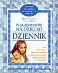 Okładka książki W oczekiwaniu na dziecko - dziennik