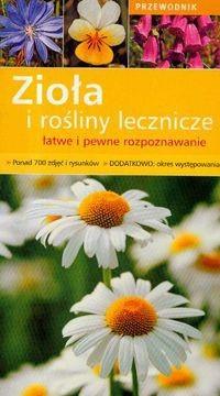Okładka książki Zioła i rośliny lecznicze