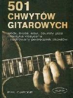 Okładka książki 501 Chwytów gitarowych