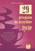Okładka książki 29 przepisów na szczęśliwe życie