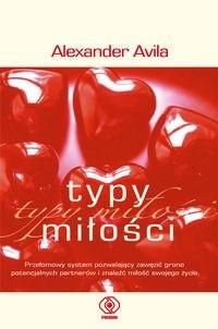 Okładka książki Typy miłości
