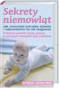 Okładka książki Sekrety niemowląt