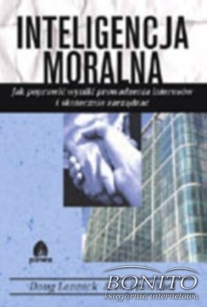Okładka książki Inteligencja moralna