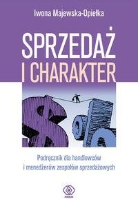 Okładka książki Sprzedaż i charakter