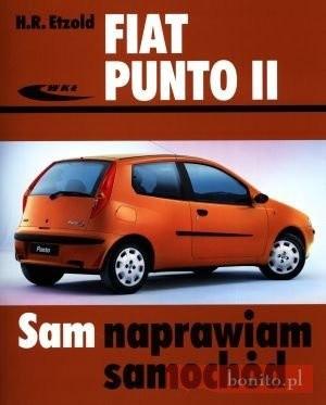 Okładka książki Fiat Punto II. Modele od września 1999 do czerwca 2003