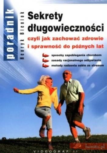 Okładka książki Sekrety długowieczności