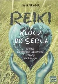Okładka książki Reiki klucz do serca