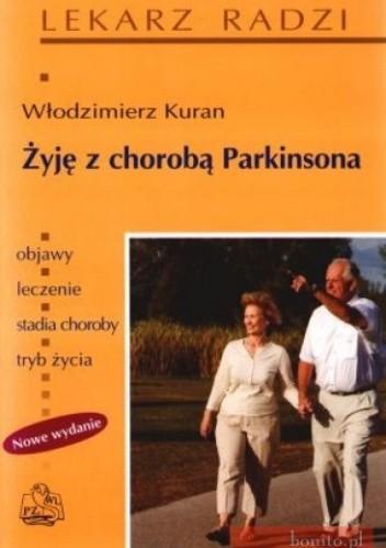 Okładka książki Żyję z chorobą Parkinsona