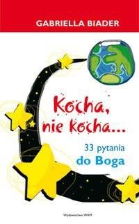 Okładka książki Kocha, nie kocha...