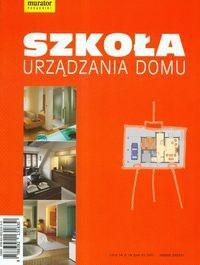 Okładka książki Szkoła urządzania domu