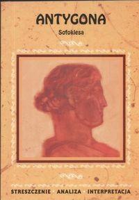 Okładka książki Antygona Sofoklesa