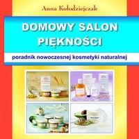 Okładka książki Domowy salon piękności