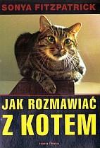 Okładka książki Jak rozmawiać z kotem