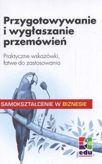 Okładka książki Przygotowanie i wygłasznie przemówień