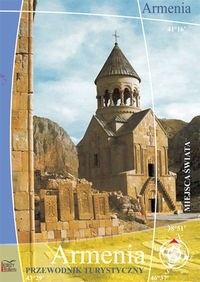Okładka książki Armenia. Przewodnik turystyczny