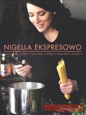 Okładka książki Nigella ekspresowo. Smacznie i szybko