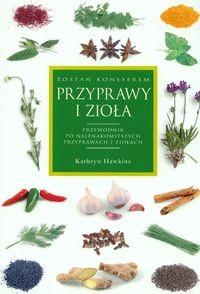 Okładka książki Przyprawy i zioła