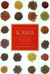 Okładka książki Kawa zostań koneserem