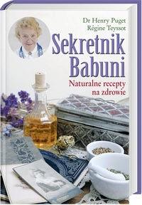 Okładka książki Sekretnik Babuni