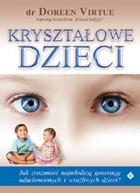 Okładka książki Kryształowe dzieci
