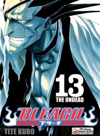 Okładka książki Bleach 13. The Undead