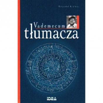Okładka książki Vademecum tłumacza