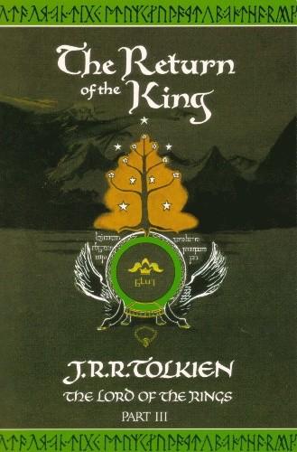 Okładka książki The Lord Of The Rings: The Return of the King
