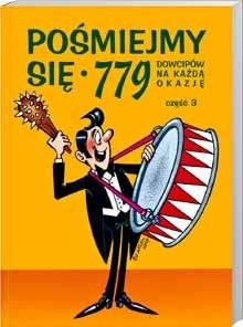 Okładka książki Pośmiejmy się 779 dowcipów na każdą okazję